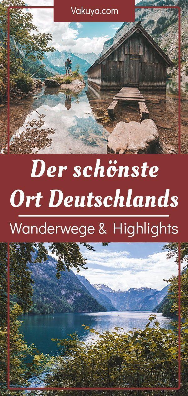 Deutschlands Schonster Ort Hier Findest Du Natur Pur