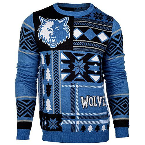 Minnesota Timberwolves Christmas Sweater  ed088b8bc