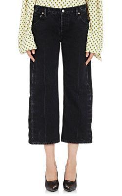 73e1bd0eae8a BALENCIAGA Rockabilly Crop Jeans.  balenciaga  cloth  jeans ...