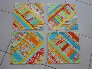 Furball Farm: String Quilt | quilted potholders | Pinterest ... : furball farm quilting - Adamdwight.com