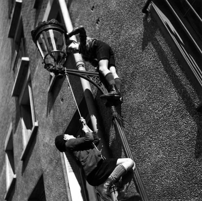 Piccole, simpatiche canaglie Robert Doisneau, 1950