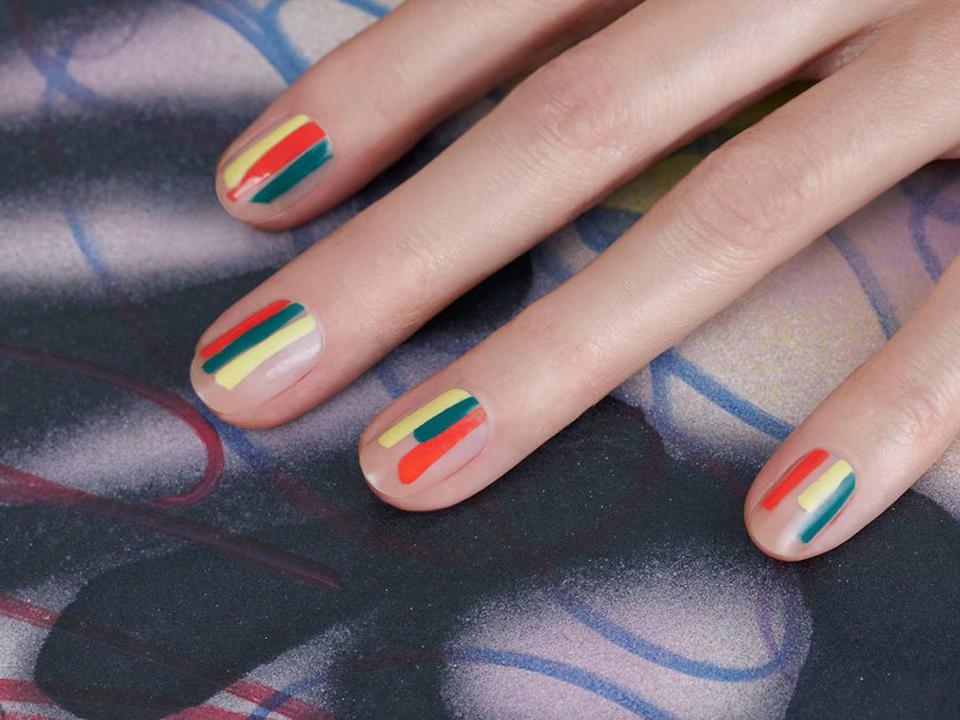 The Best Nail Salons In Nyc Nail Salons Makeup And Nail Nail
