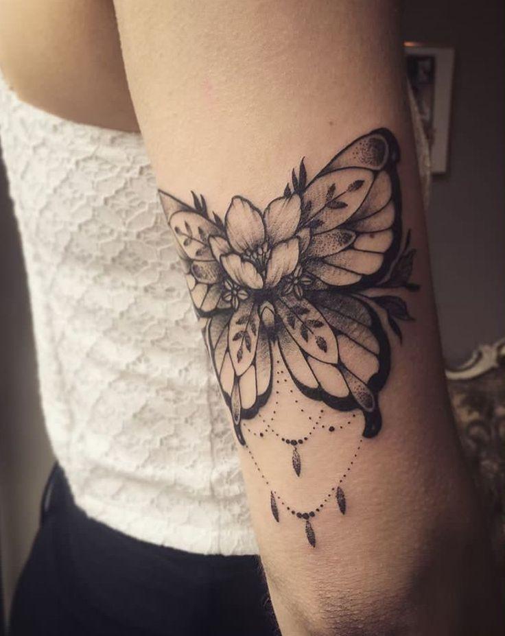 Photo of Butterfly tattoo #tattoo