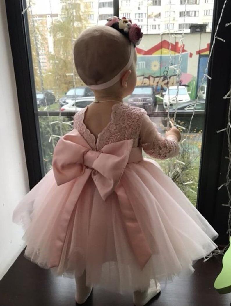 Baby 1 Birthday Dress