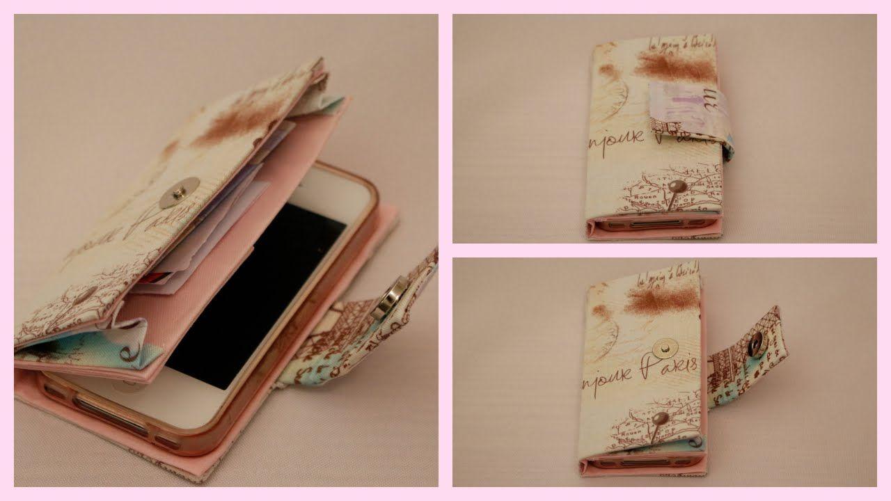 f7a8852d3c Capinha de celular com porta dinheiro e cartões e com botão de imã ...