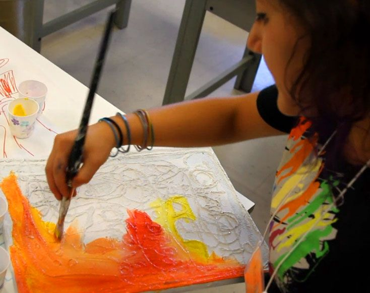 Free Arts of Arizona is a therapeutic arts programs for kids in ...