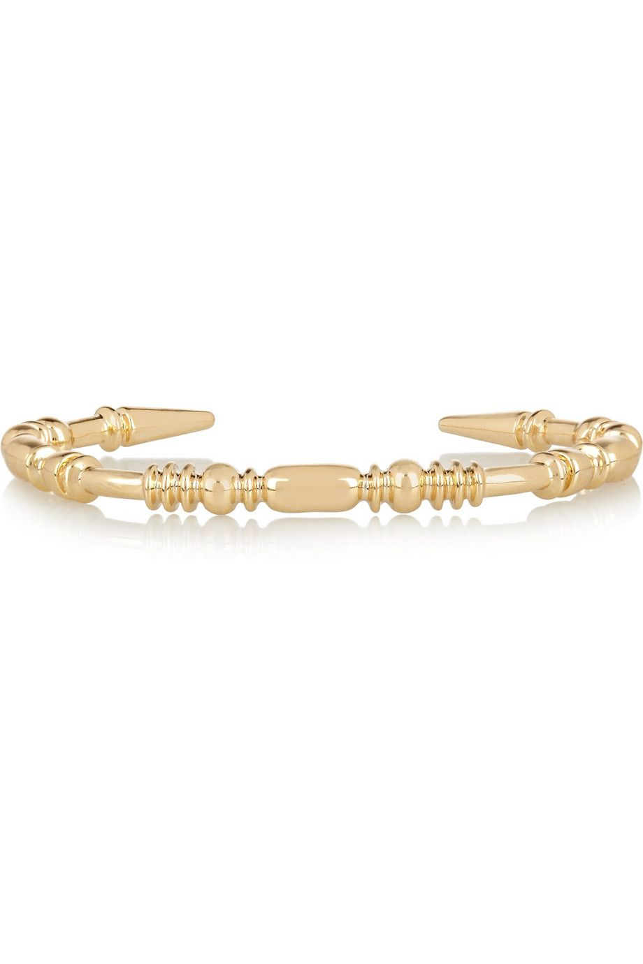 Dominic Jones Ramessuem 23karat gold plated bracelet NETA