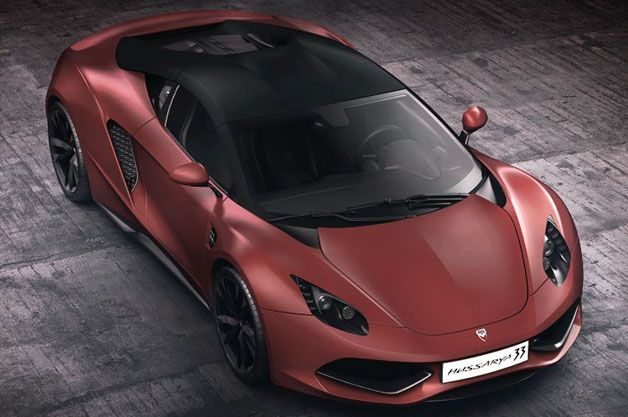 Arrinera To Launch Hussarya 33 Late Next Year Super Cars Sports Cars Luxury Car