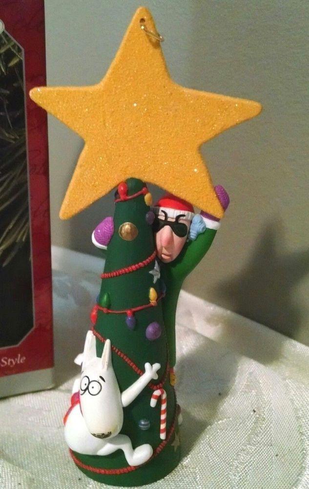 Maxine Hallmark Keepsake Christmas Ornament 1998 ...