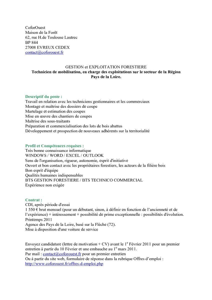 42 Lettre De Motivation Bts Technico Commercial En Alternance Lettre De Motivation Bts Modeles De Lettres Lettre De Motivation