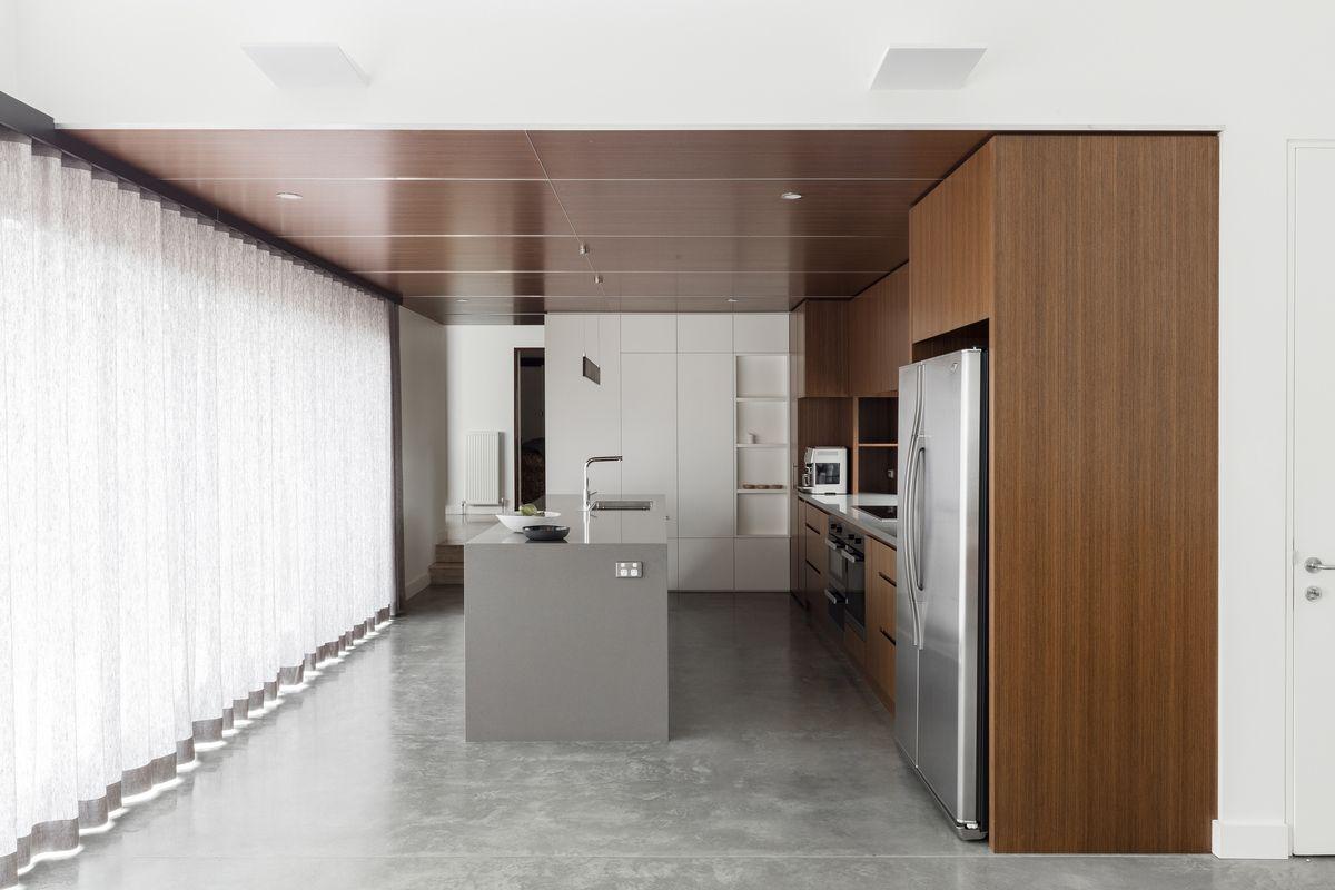 Sampson house modern modern kitchen designs and house