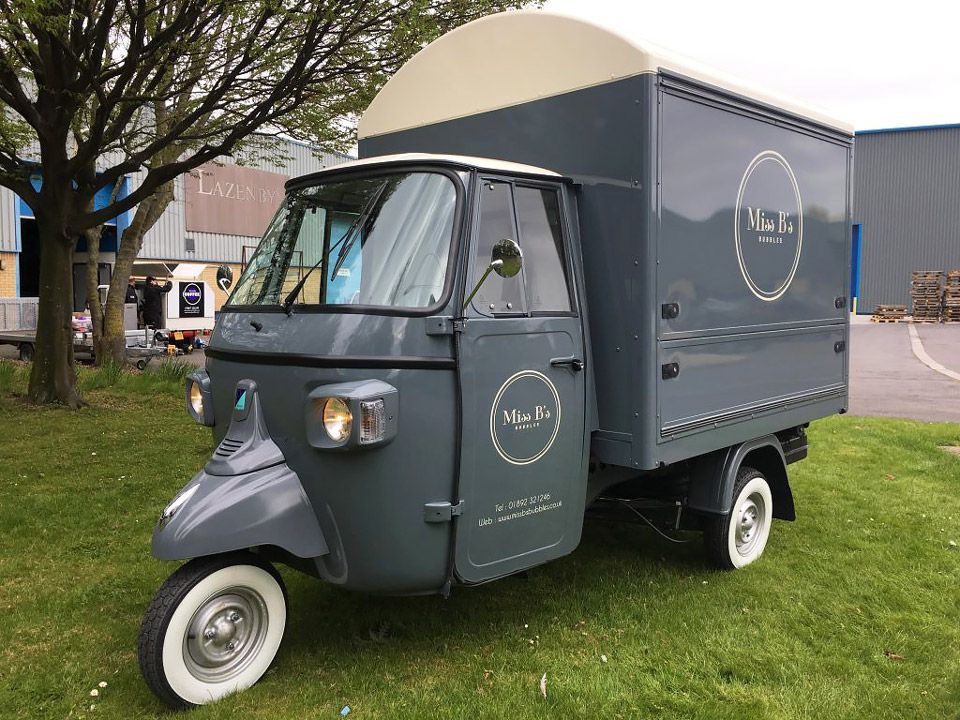 coffee trailer for sale uk