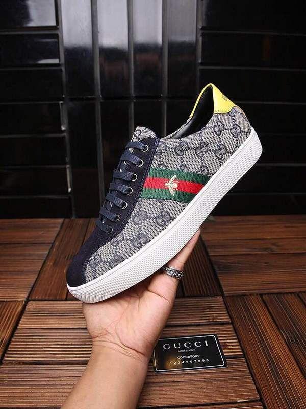 a31a9a901bf Replica GUCCI Ace GG Supreme Sneaker White 2017 Size 38-44 ...