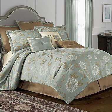 Chris Madden Bedding Magnolia Comforter Set Jcpenney With