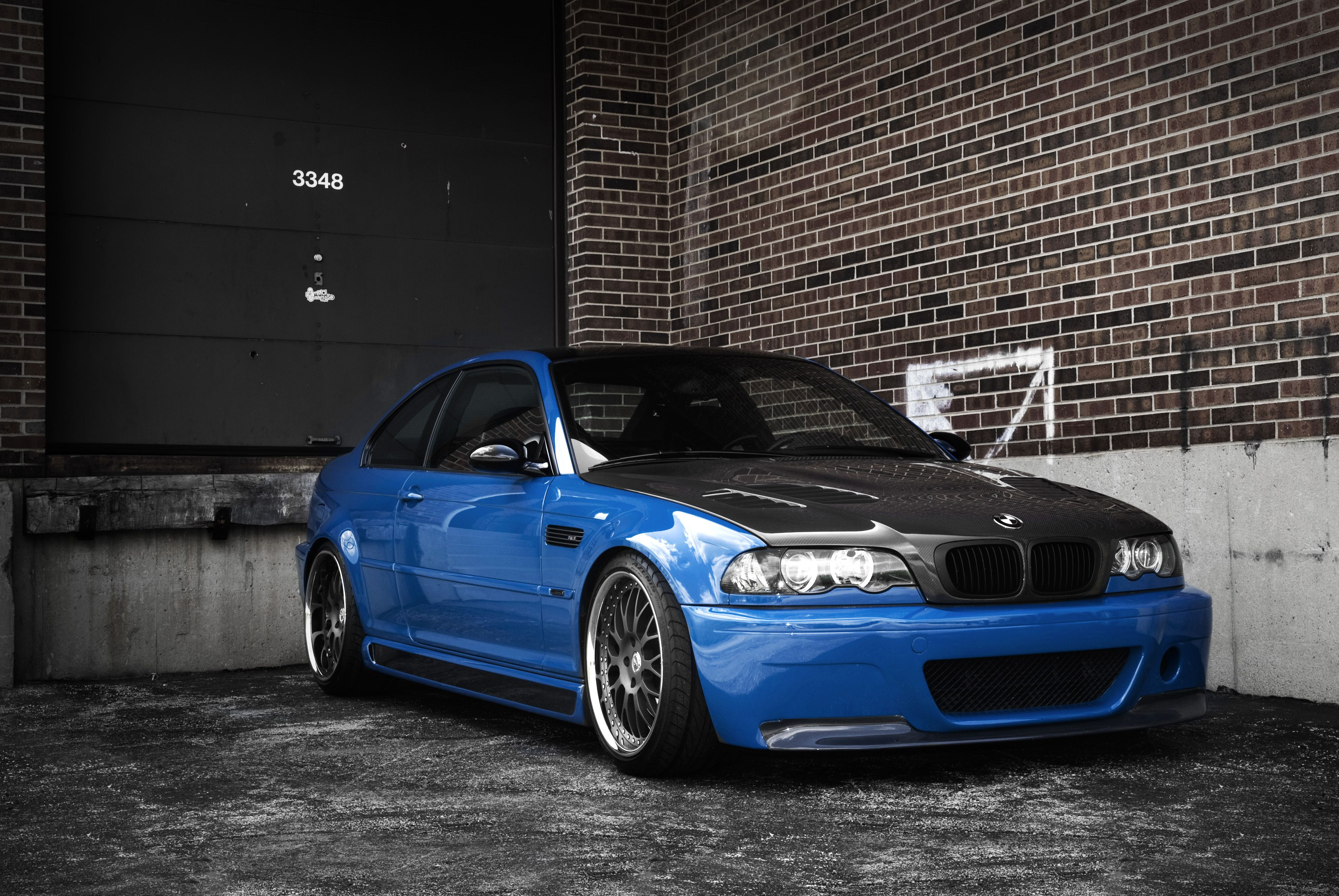 bmw m3 coupe blue wallm january 30 2013 3872x2592. Black Bedroom Furniture Sets. Home Design Ideas