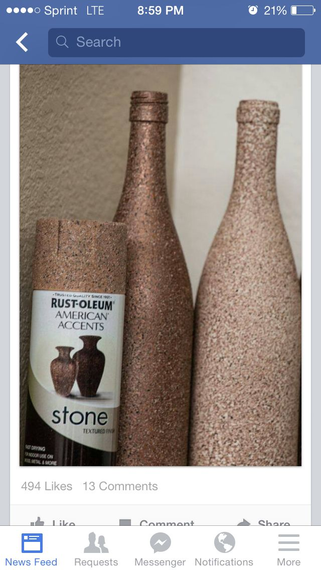 Texturizer wine bottles good idea for do it yourself monikas texturizer wine bottles good idea for do it yourself solutioingenieria Image collections