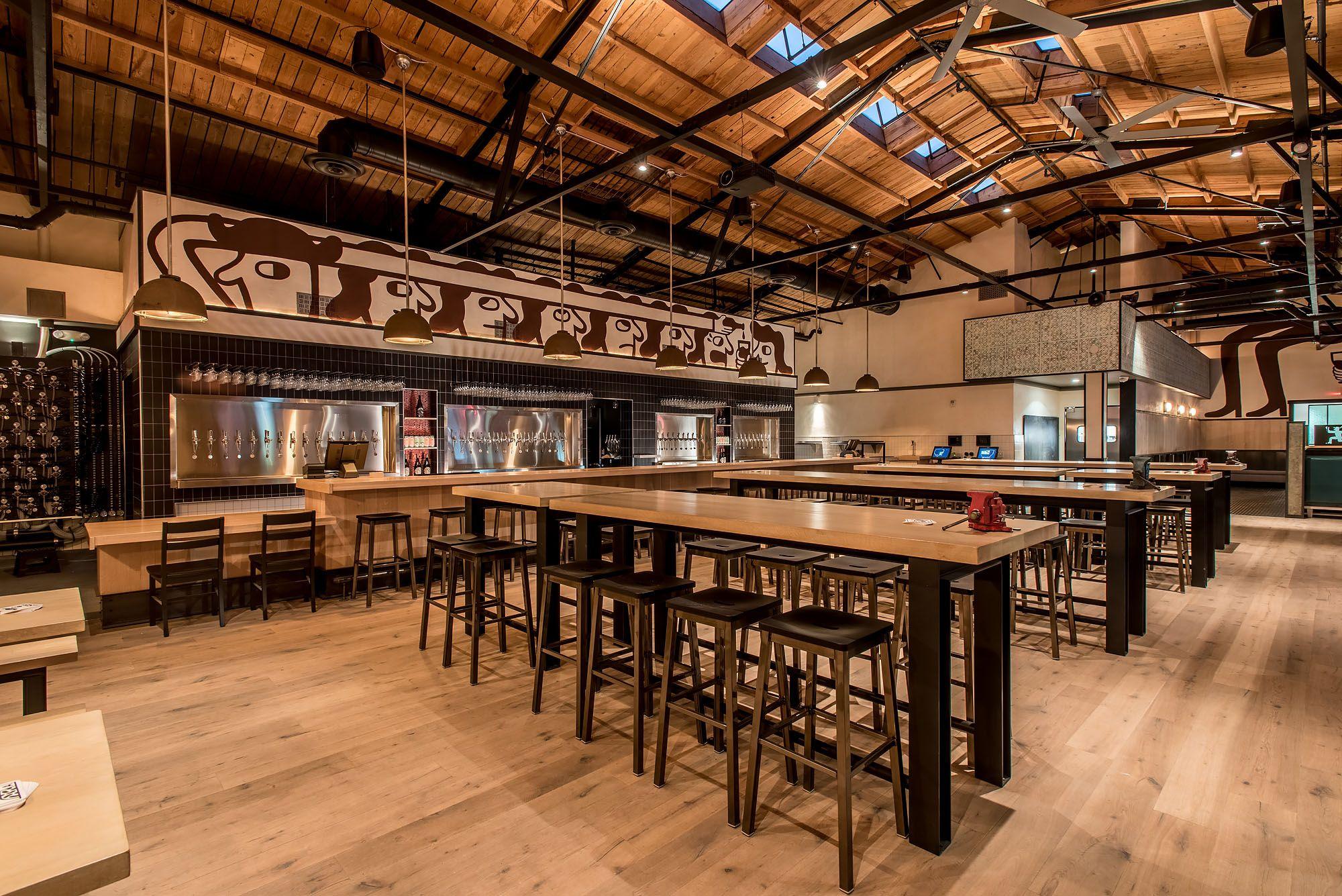 Mikkeller Bar Is A Downtown Drinking Game Changer Beer Bar Los Angeles Restaurants Craft Beer Bar
