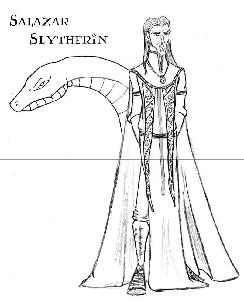 salazar slytherinjuan026 on deviantart in   harry