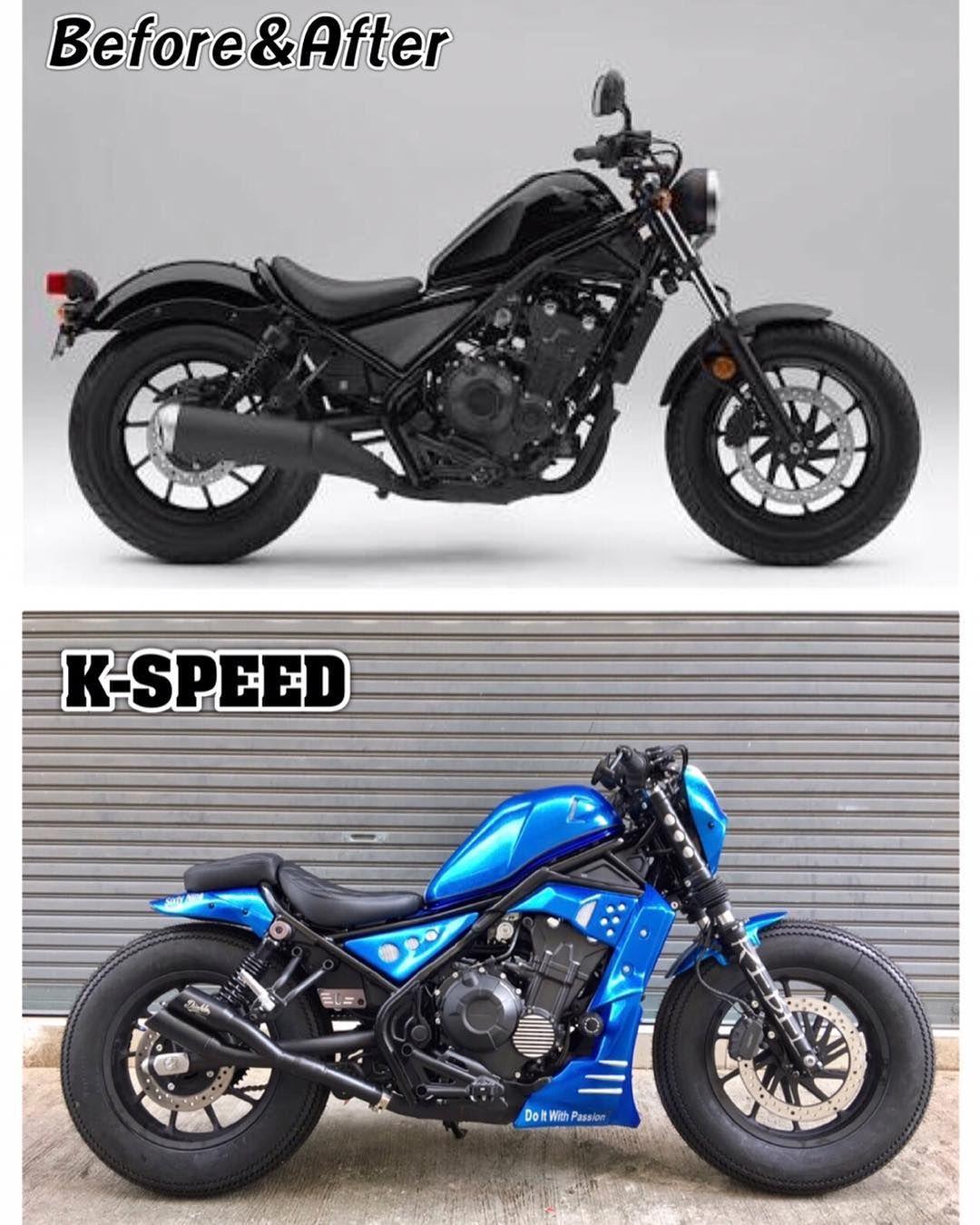 Honda Cmx 500 Motorcycle Test: View Kspeed @eakkspeed Instagram Photo Rebel500 Diablo