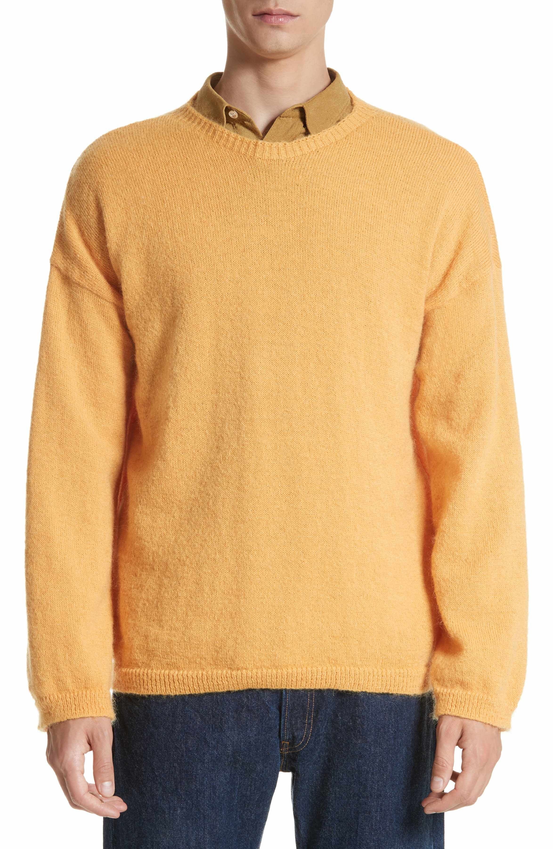 cffa12964ae1 Our Legacy Image Mohair Main Crewneck Blend Sweater 6HqTnW