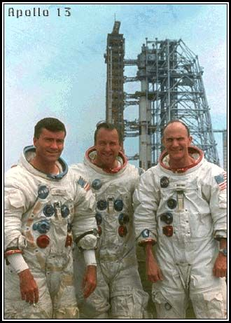 apollo space flight crews - photo #26