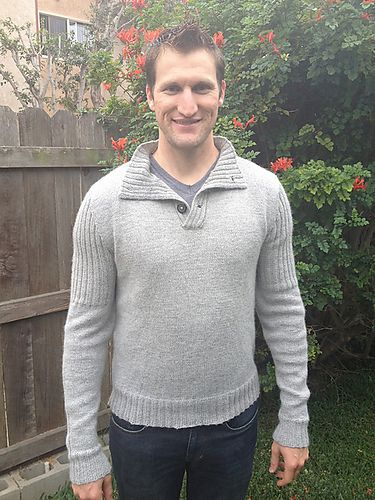 Ravelry: A Manly Affair pattern by Kirsten Singer
