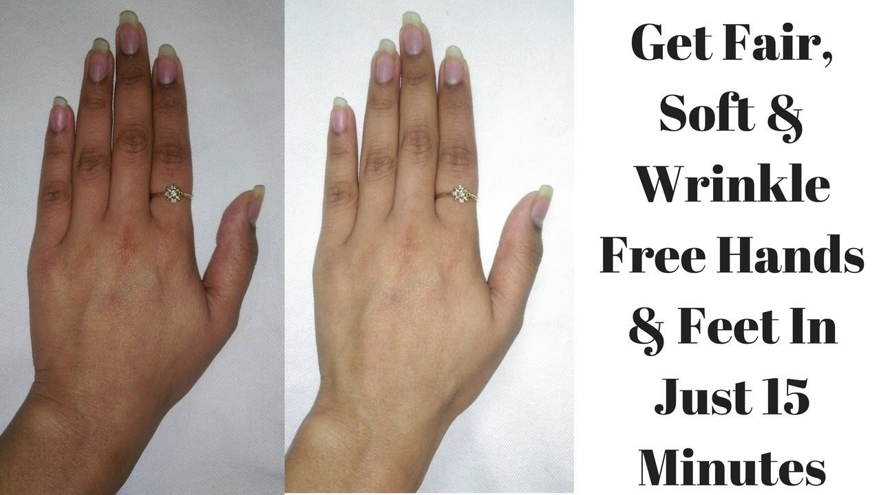 treatment for wrinkles on hands