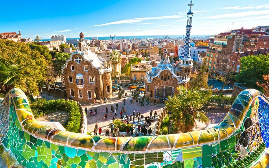 The Best Country In The World For A Vacation Spain Travel Visit Barcelona Barcelona Travel