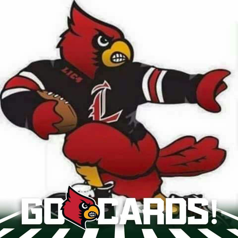 Pin By Richard Sanders On Louisville Cards Louisville Cardinals Football Louisville Cardinals Basketball Louisville Football
