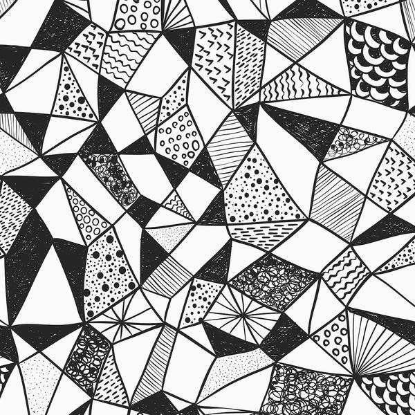 Geometric Shapes Mural Geometric shapes wallpaper
