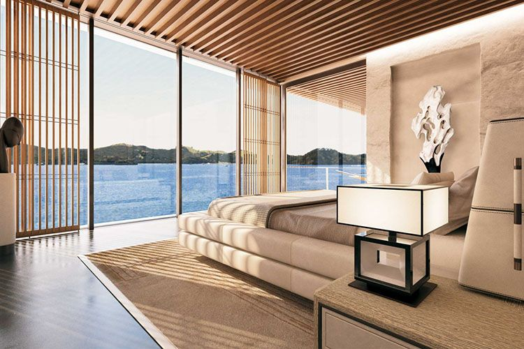 sinot exclusive yacht design | bedrooms | pinterest | innenräume, Innenarchitektur ideen