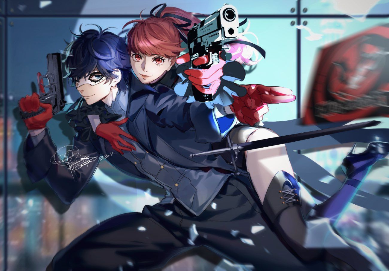 ଘ糖辛子 Little Busy On Twitter Persona 5 Anime Persona 5 Persona 5 Memes