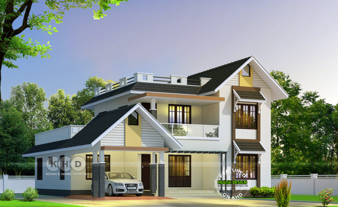 Contemporary Houses Design Concept By Khd Contemporary House Design Modern House Design Model House Plan