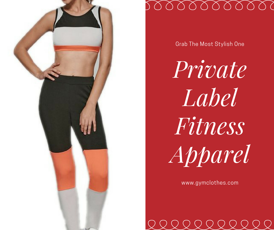 private label performance apparel private label workout clothes
