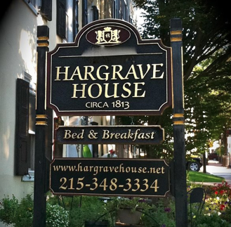 In the heart of charming Doylestown, PA Bed and