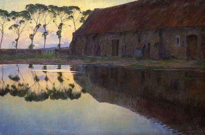Emmanuel Viérin - The old barn