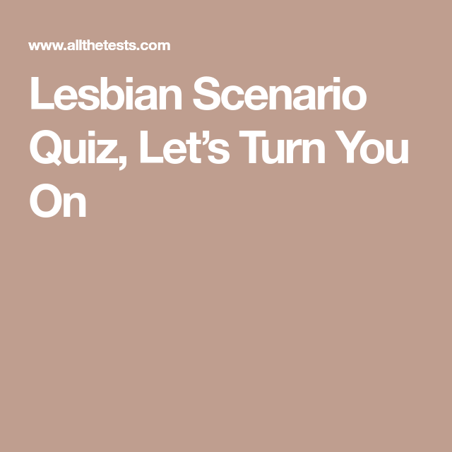 Sexual orientation quizzes buzzfeed