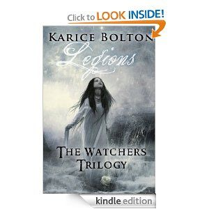 Legions (The Watchers Trilogy)