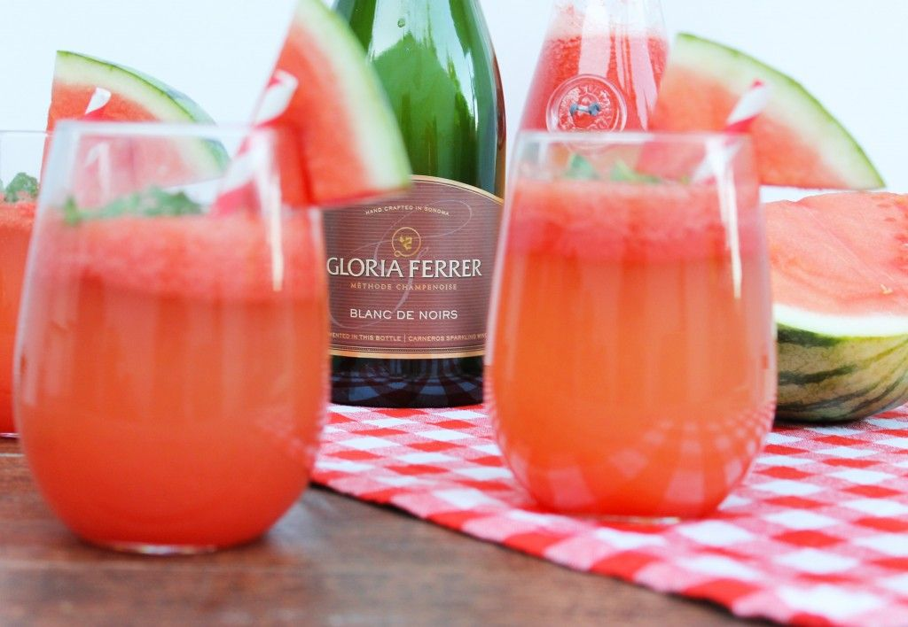 This Sparkling Agua Fresca is the perfect summer cocktail ...