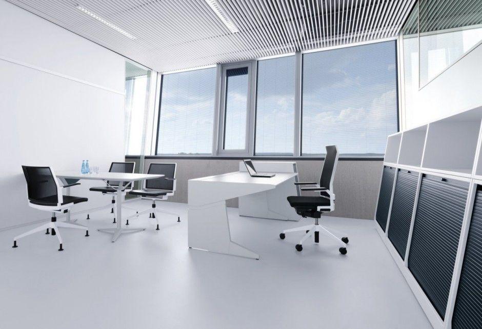 Cool Adidas Office Interior Design by KINZO Interior Styles