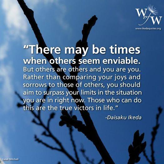 Sensei's Words of Wisdom | Ikeda quotes, Great quotes ...