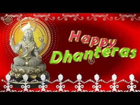 Happy Dhanteras Wishes,Whatsapp Video,Greetings,Animation,2019 Status