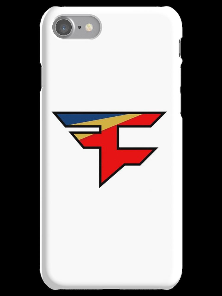 Official Faze Clan Logo iPhone 7 Snap Case Faze clan