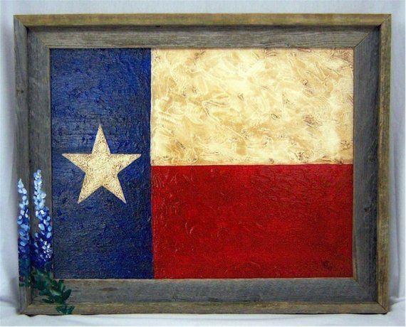 Texas State Flag By Zapista Ou In 2020 Texas Wall Art State Flag Art Flag Art