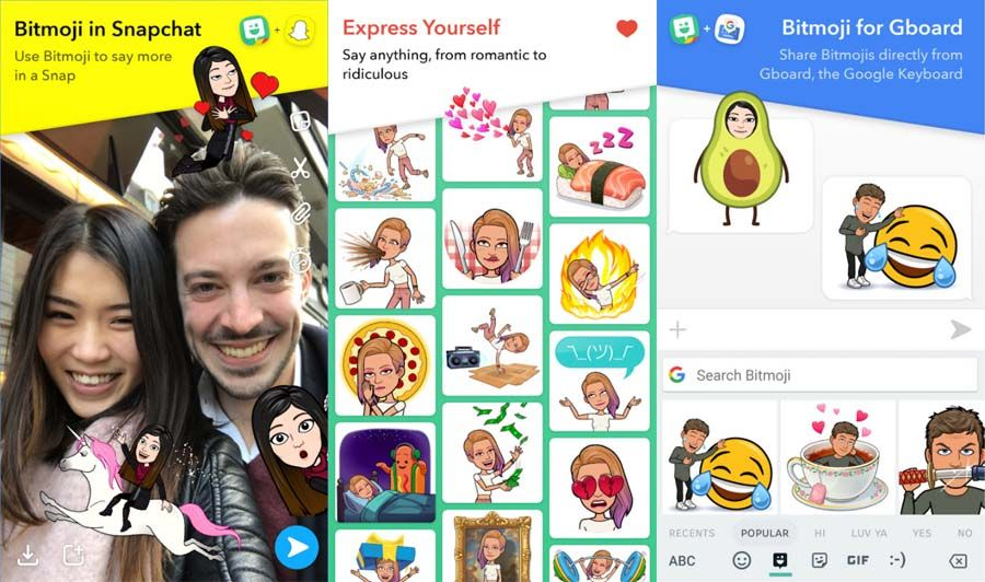 The easiest method to start using Bitmoji for PC/Laptop is