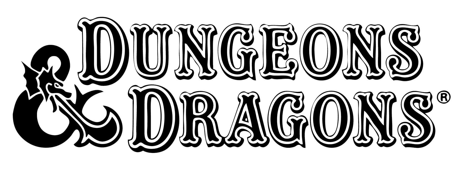 Image result for dungeons and dragons logo