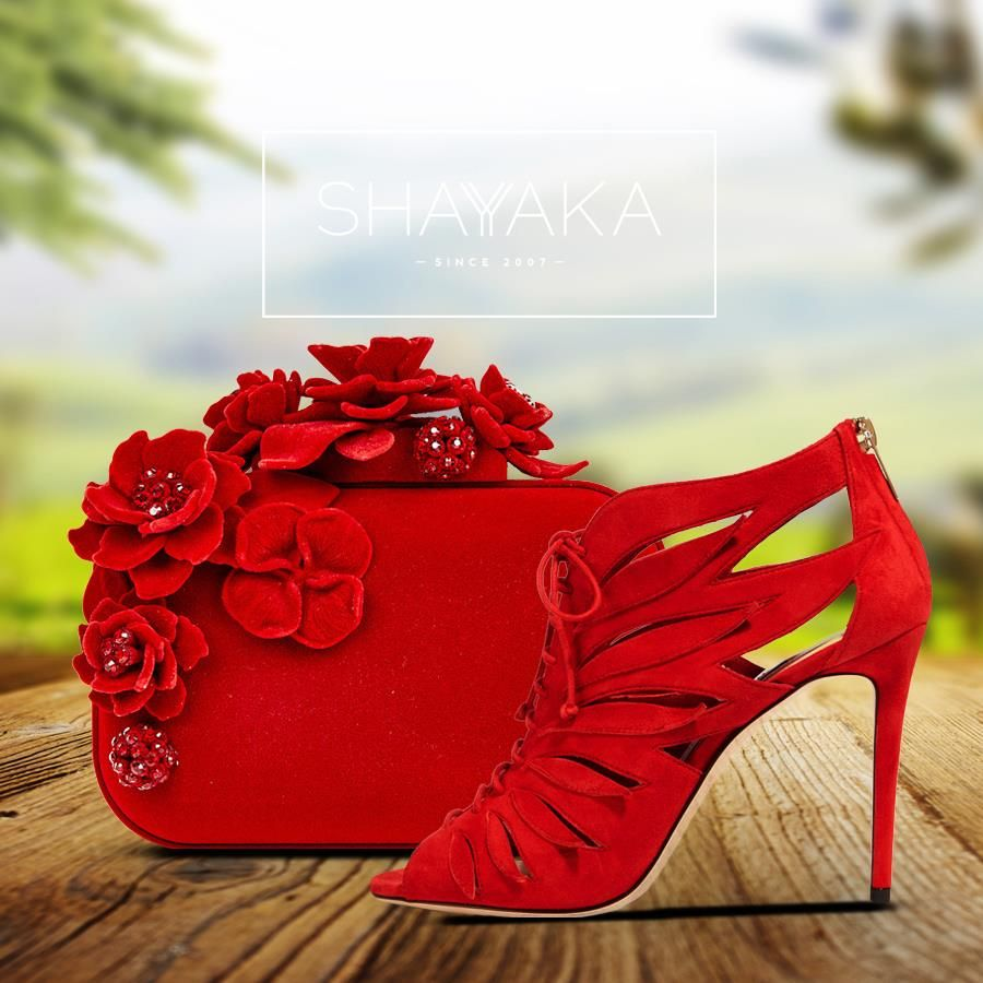 Jimmy Choo Flocked Clutch Bag with Floral And Crystal Embellishments | 12 x 15.5 x 5 cm | Available Now Jimmy Choo Keena Cutout Suede Ankle Boots | 10 cm Heel | Available Now For purchase inquiries, please contact sales@shayyaka.com or +961 71 594 777 (SMS, WhatsApp, or iMessage) or Direct Message on Instagram (@Shayyaka) Guaranteed 100% Authentic | Worldwide Shipping | Bank Transfer or Credit Card