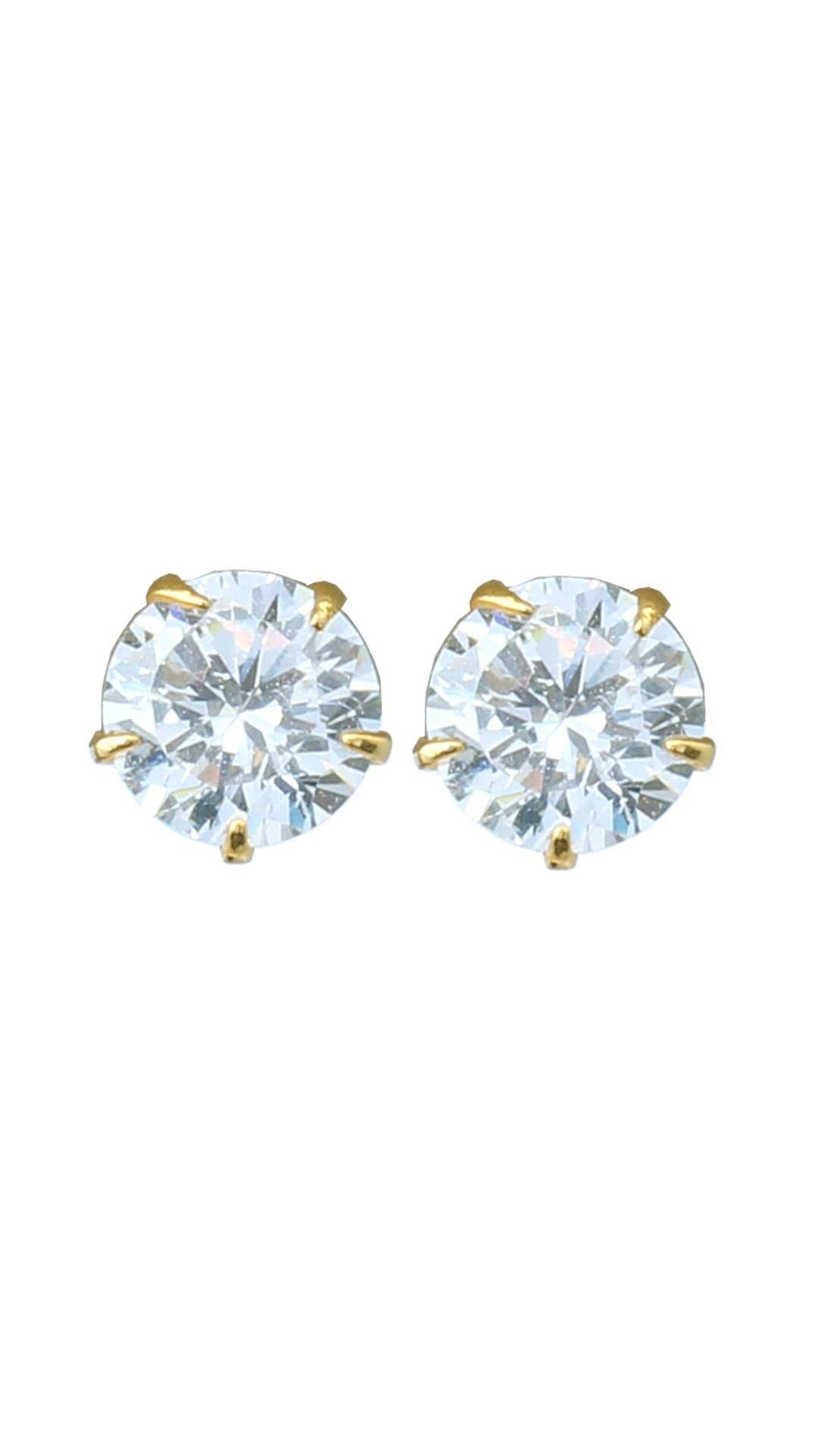 ctw earrings diamonds earring ct carat solid p with gold daily diamond leverback htm wear