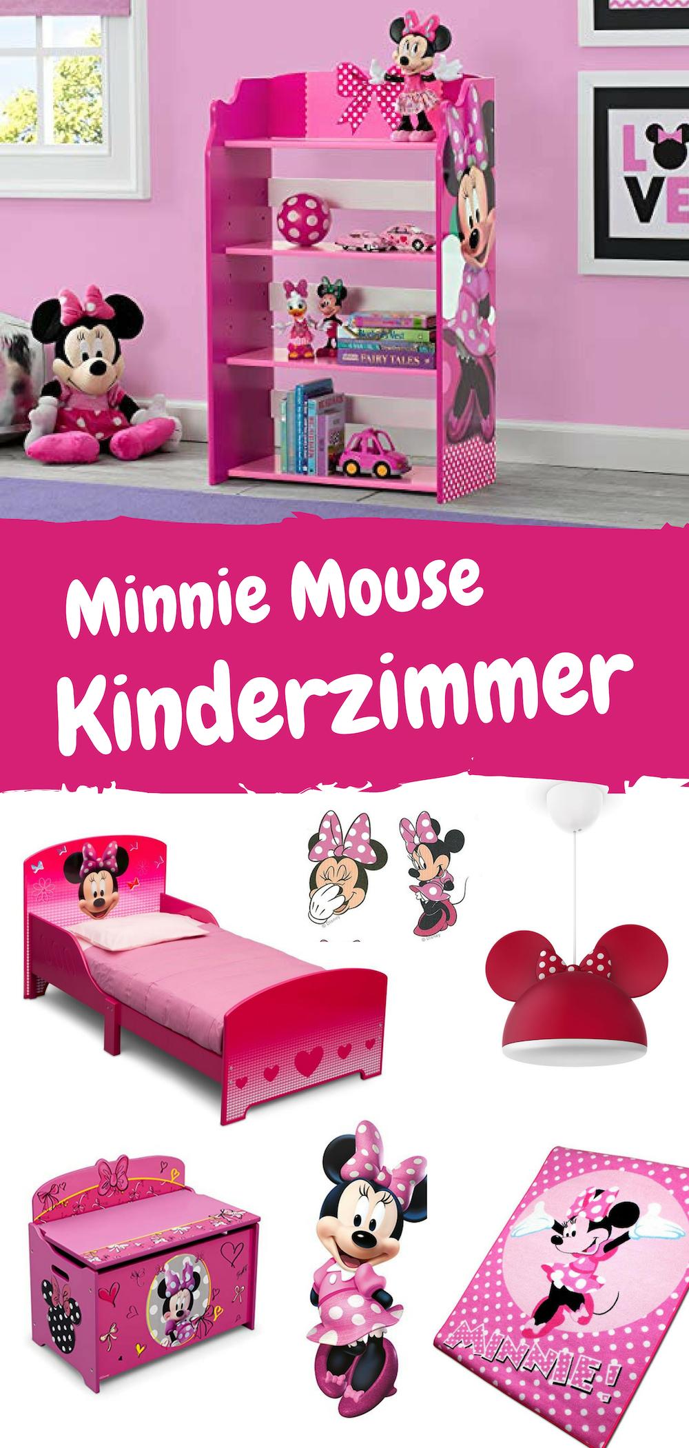Kinderzimmer Ideen für Mickey und Minnie Mouse Fans. Vom
