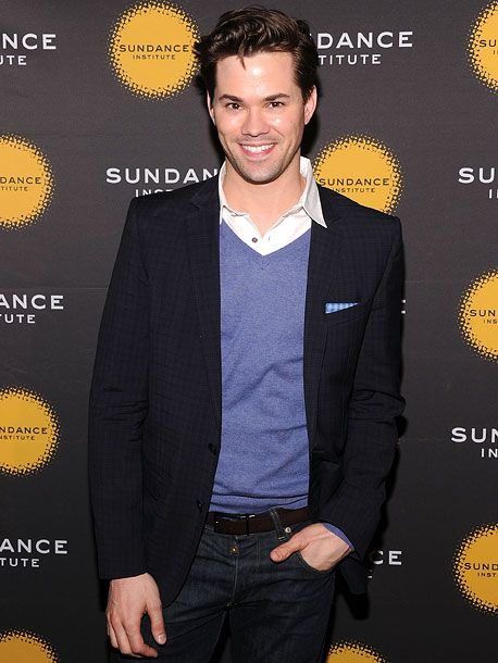 Andrew Rannells - the cutest boys are the gayest